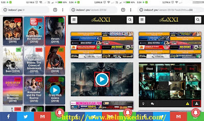 Cara download film disitus indoxxi 7