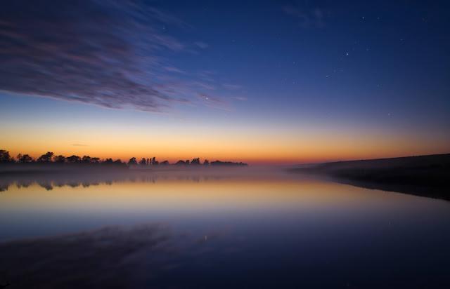 Jezioro Gopło - balladowe jezioro z Balladyny Słowackiego