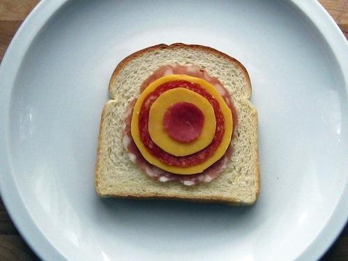 Jasper Johns Sandwich