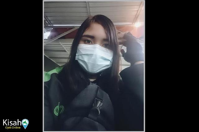 Suka Duka Menjadi Seorang Driver Ojek Online Wanita (Ladyjek)