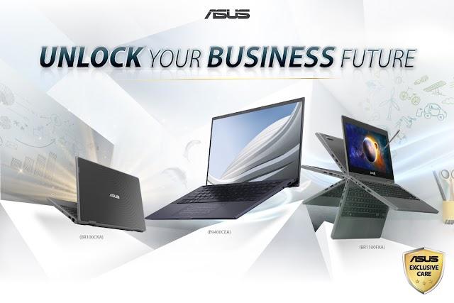 ASUS ส่ง 'ExpertBook B9' อัพเกรดใหม่เดินหน้าบุกตลาดโน้ตบุ๊กกลุ่มธุรกิจ  ชูน้ำหนักสุดเบาเพียง 1 กิโลกรัม และระบบความปลอดภัยระดับองค์กร พร้อมขยายตลาดเจาะกลุ่มการศึกษาเปิดตัว 'ASUS BR1100' สำหรับเด็กวัยประถมศึกษา