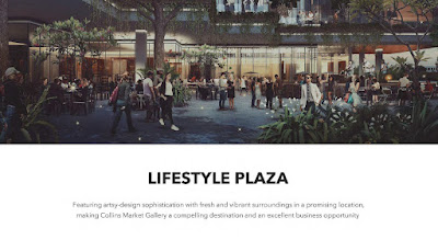 Lifestyle Plaza @ Collins Boulevard