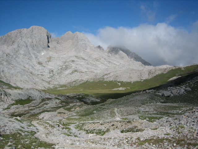 Rutas Montaña Asturias: Vega de Liordes