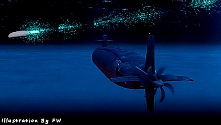 Sub Tracking Tic Tac UFO USO