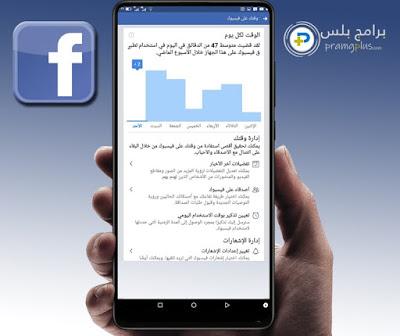 ادارة وقتك علي الفيس بوك