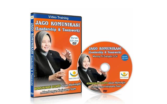 Video Training JAGO KOMUNIKASI (Leadership & TeamWork)