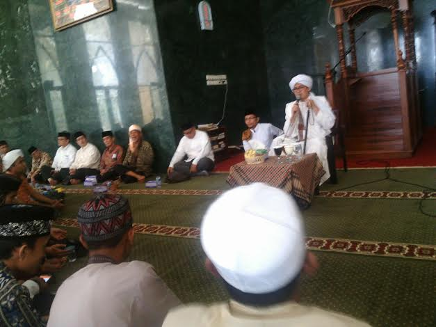 KAHMI Sumsel Gelar Peringatan Isra' Mi'raj