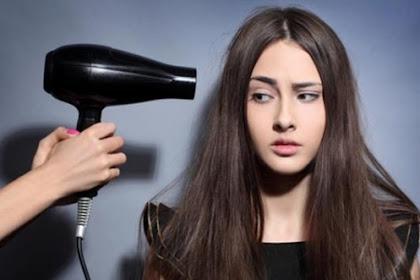 6 Kesalahan Penggunaan Hair Dryer yang Jarang Diketahui