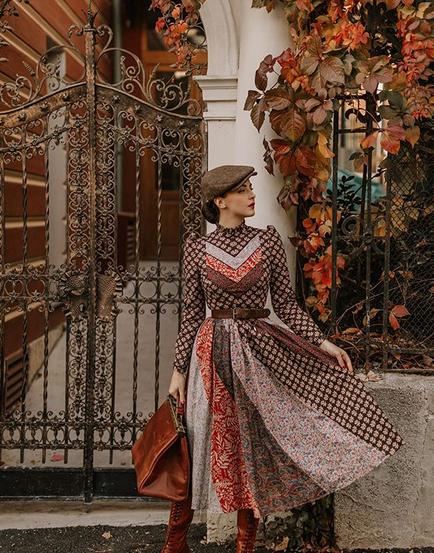 Lena Hoschek – my favourite fashion designer