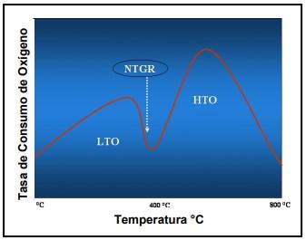Procesos Térmicos - Etapas LTO y HTO en la combustión in situ