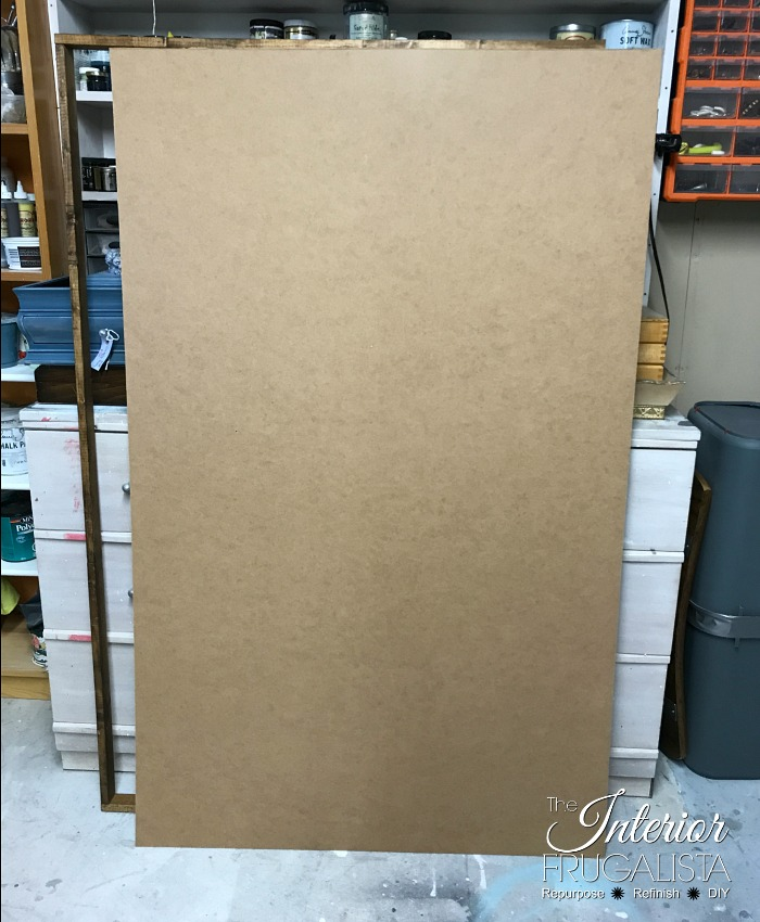 Hardboard Sheet For Large DIY Chalkboard