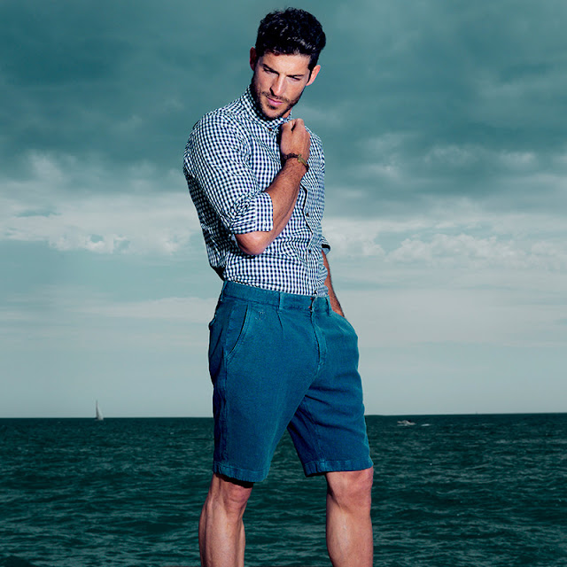 Bit The Bait, bermudas, shorts, lifestyle, spring 2016, Suits and Shirts, pantalones, sartorial, Tailored shorts, Made in Spain,