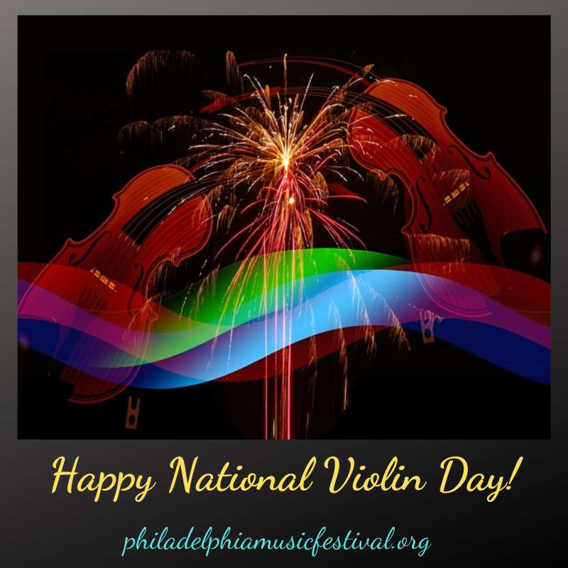 National Violin Day Wishes Sweet Images