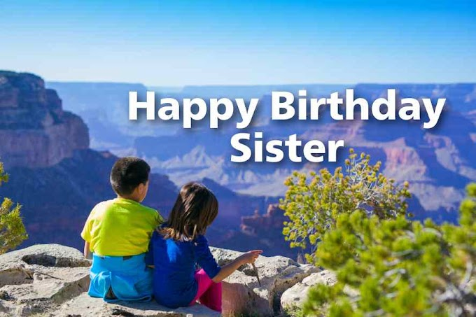 25+ Happy Birthday Wishes For Sister in Hindi – Status, Poem and Quotes