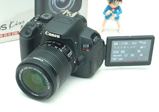Jual Canon Kiss X7i ( Canon eos 700d ) Bekas
