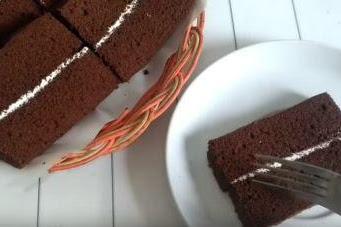 Resep Bolu Coklat Kukus