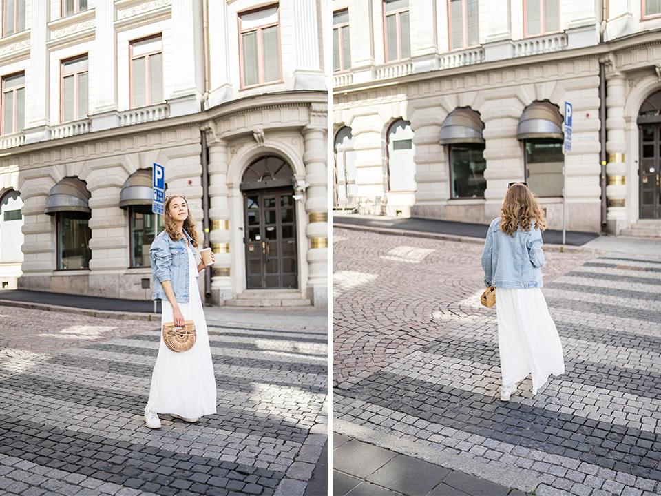 Fashion blogger outfit inspiration, summer 2020 - Muotibloggaaja, kesämuoti, inspiraatio, kesä 2020