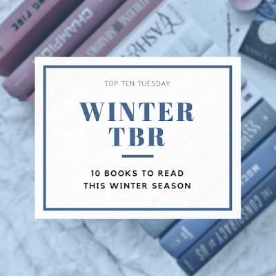 Winter TBR - Marissa Writes