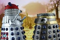 Custom Destroyed Dalek 19