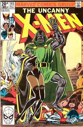 X-Men #145, Dr Doom
