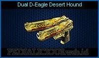 Dual D-Eagle Desert Hound
