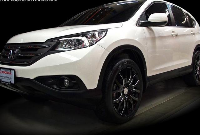 новая Хонда CRV
