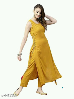 Trendy Attractive Kurtis
