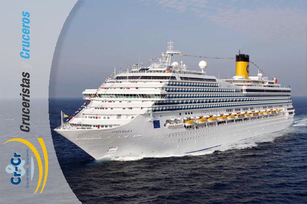 NOTICIAS DE CRUCEROS - Vacaciones en el mar 2016 desde Alicante