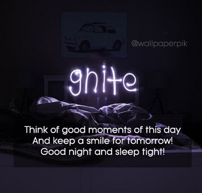 good night quotes image free download