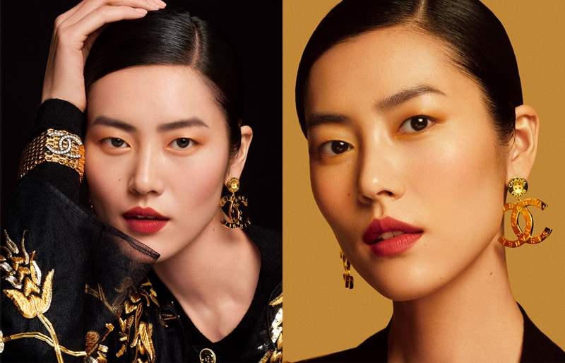 CHANEL COLOURS OF CHANEL MAKEUP CAMPAIGN