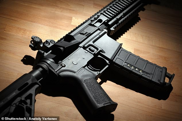 Heavily pregnant mother kills home intruder with AR-15