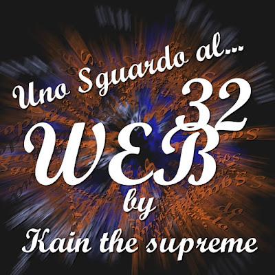 Uno sguardo al #web N° 32