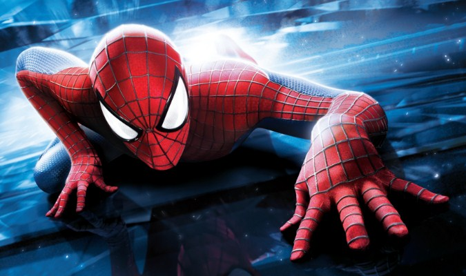 Game Superhero Terbaik tuk Smartphone Android - The Amazing Spider-Man 2