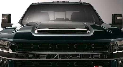 2020 Chevrolet HD