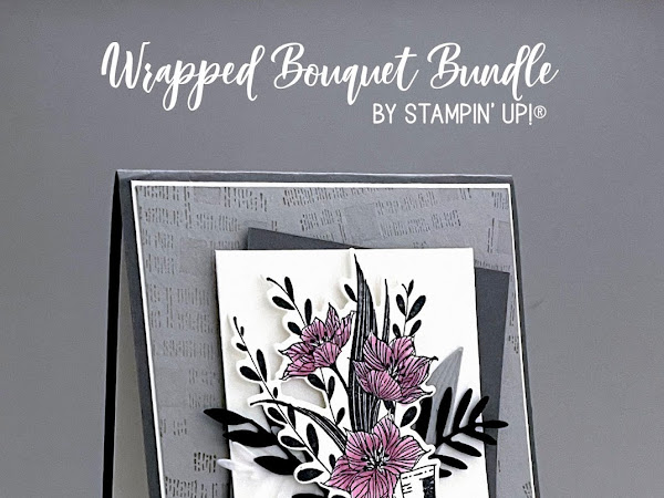 VIDEO: Wrapped Bouquet Bundle