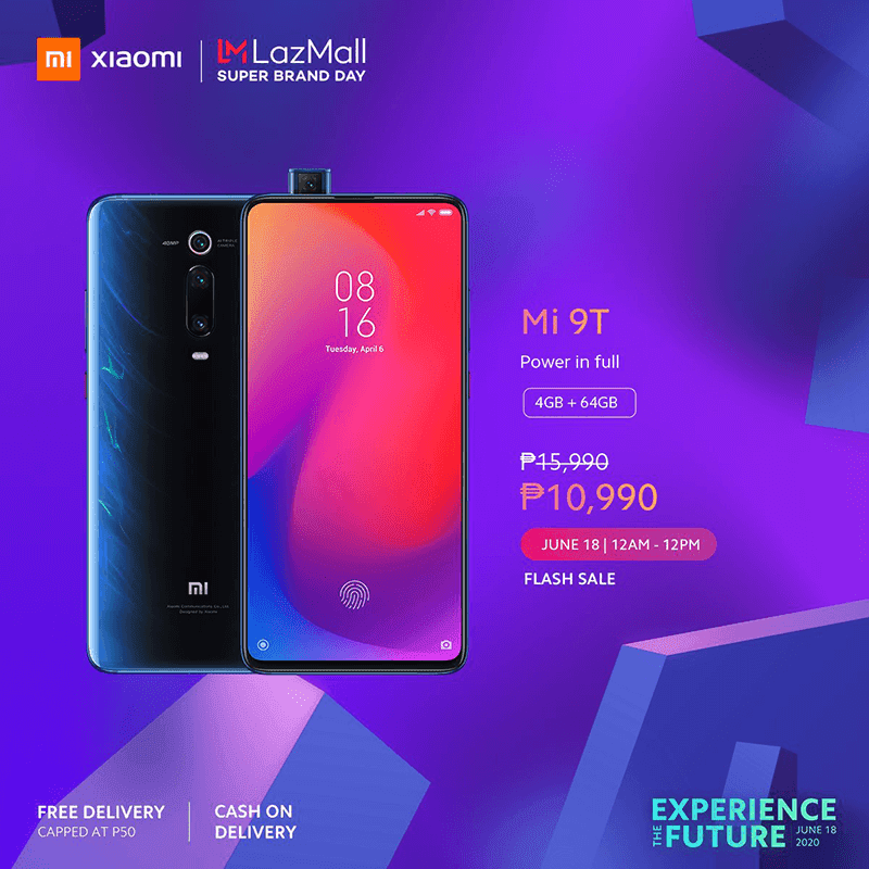 Mi 9T is one of the phones on sale later