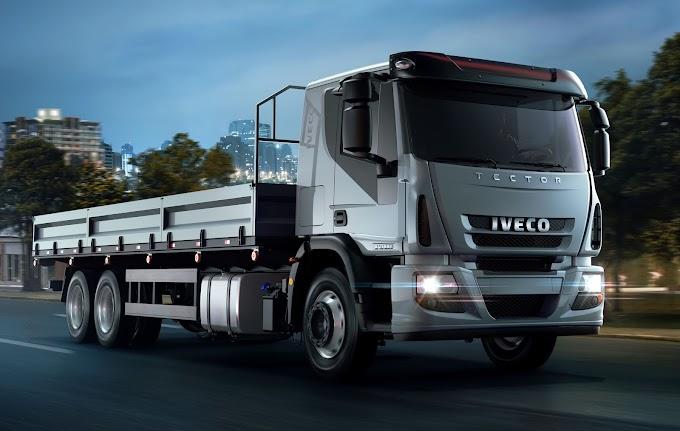 Iveco apresenta linha 2017