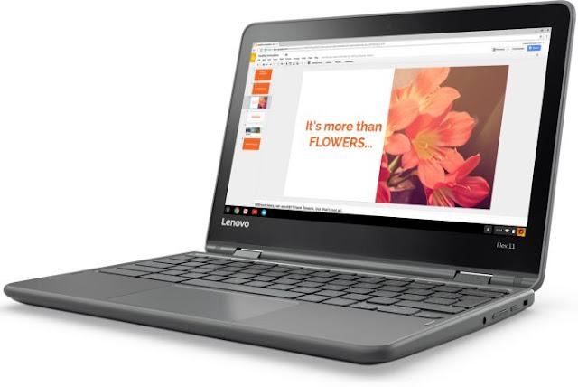 lenovo flex 11 laptop mode