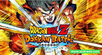 لعبة DRAGON BALL Z DOKKAN BATTLE مهكرة للأندرويد - تحميل مباشر
