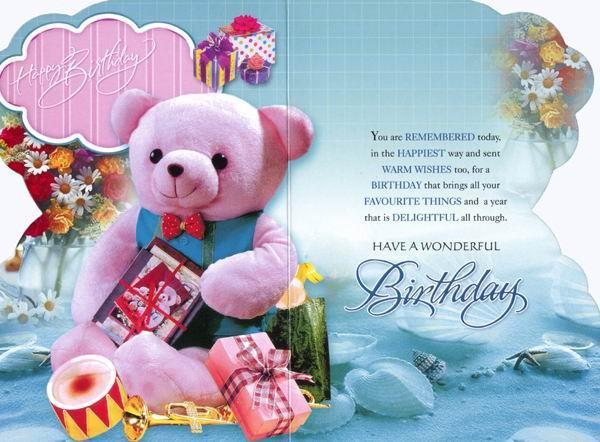 Birthday Greeting Cards Friendship Day Birthday Cards Friendship