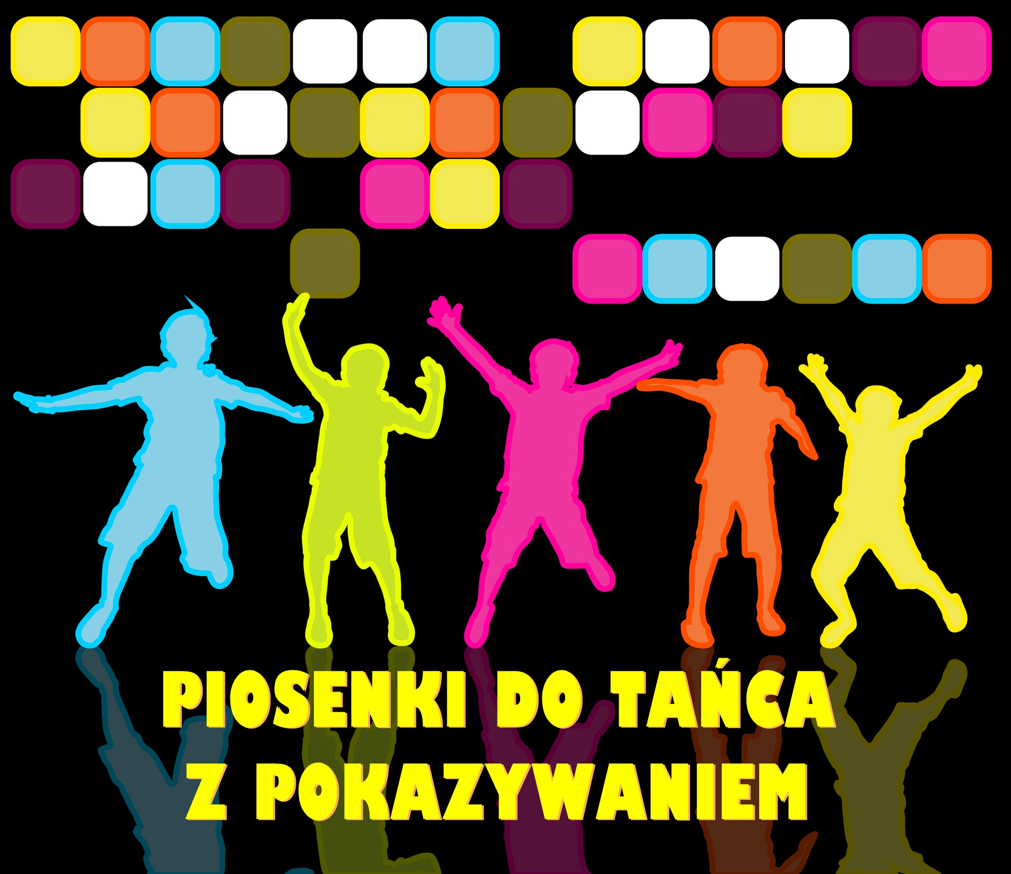 piosenki do tańca z pokazywaniem