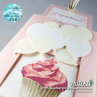 Stampin Up Mitosu Crafts Sweet Cupcake Order Stampinup UK Online Shop 4