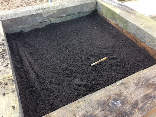 how to build a hot bed, victorian kitchen garden, growing, gardening, pig row