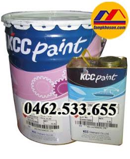 Sơn epoxy chống tĩnh điện KCC ET873