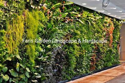 Jasa Vertical Garden di Sidoarjo | Desain Pembuatan Taman Vertikal Sidoarjo