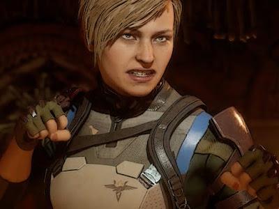 Cassie Cage - MK11 Mortal Kombat 11