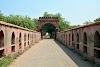 Salimgarh Fort Tourism Place in Delhi - The most Haunted Place