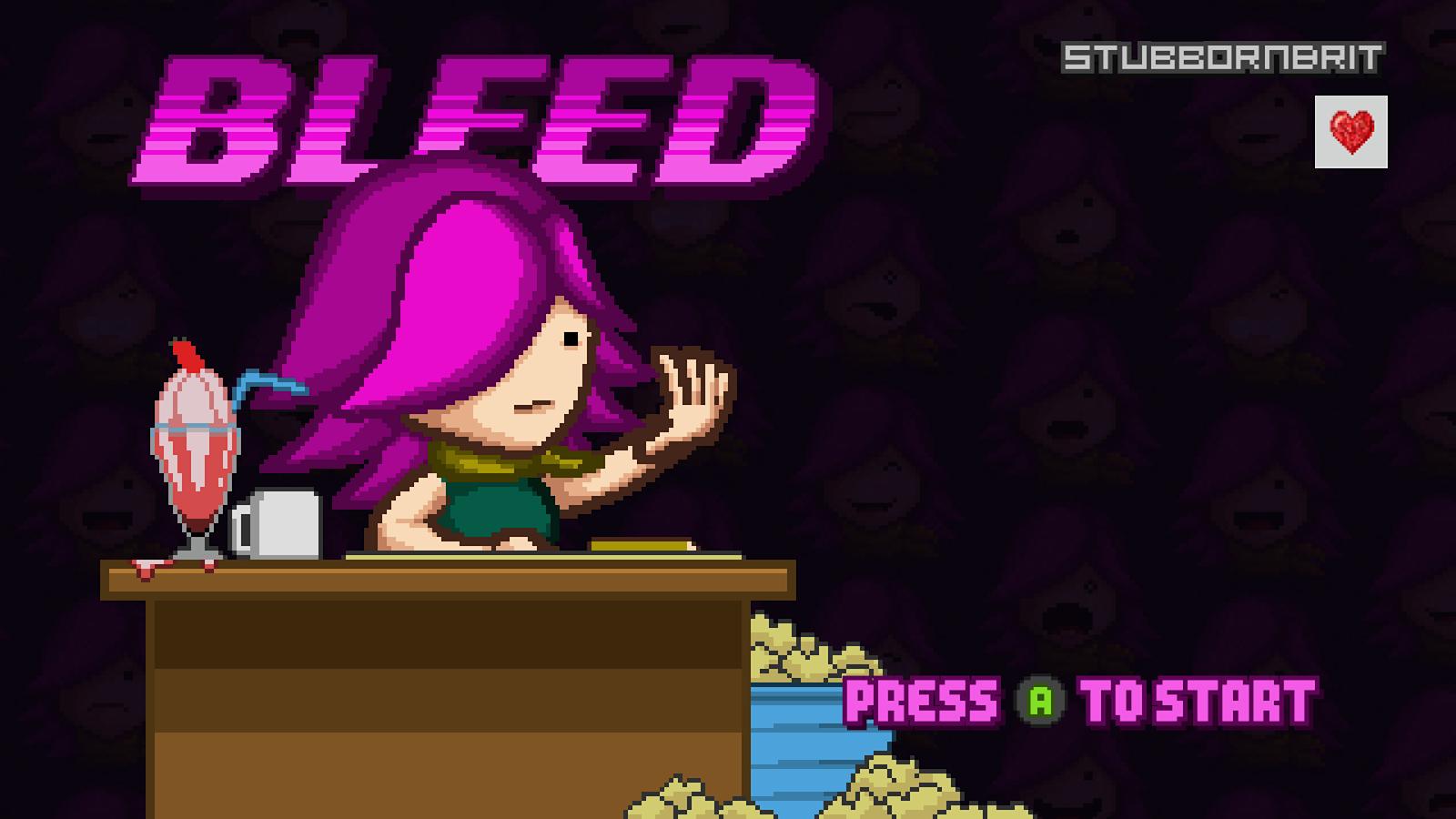 BLEED (Xbox)