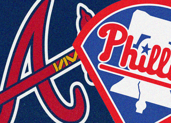 Phillies face the Braves