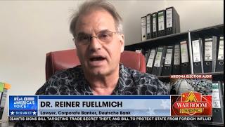 Dr. Reiner Fuellmich on War Room June 8 2021